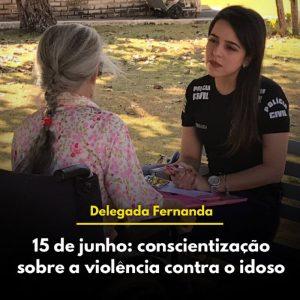 15 de junho: conscientização sobre a violência contra o idoso